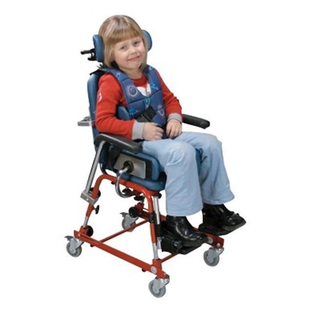 Fabrication Enterprises 31-3810 Skillbuilders Mobile School Chair - Small