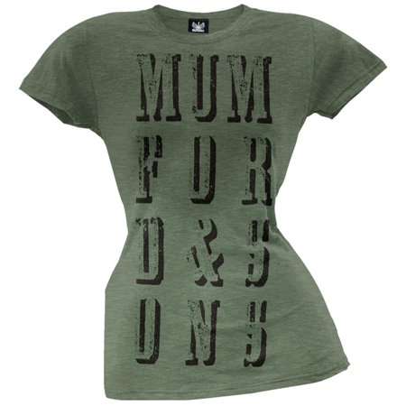 Mumford & Sons - Gentleman Of The Road Tour Juniors T-Shirt