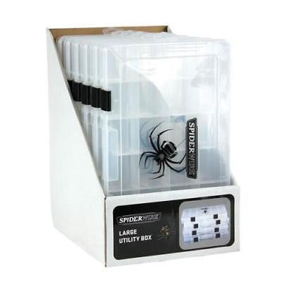 Outdoor Products Large Spiderwire Tackle Box by