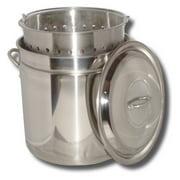 King Kooker Stainless Steel Boiling Pot