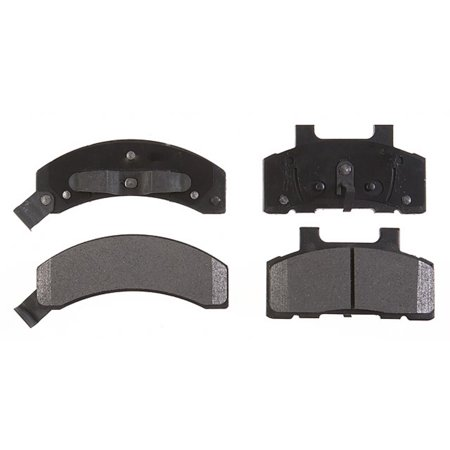 Buick Brake Shoe Set (AC Delco 17D215M Brake Pad Set For Buick Century, Semi-metallic OE)
