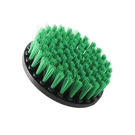 Electric Drill Brush Grout Power Scrubber Cleaning Brush Tub Cleaner Tool (Electric Scrubber)