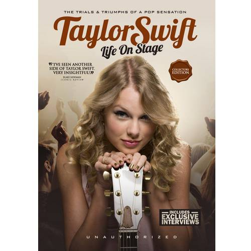 Taylor Swift: Life On Stage (Music DVD)