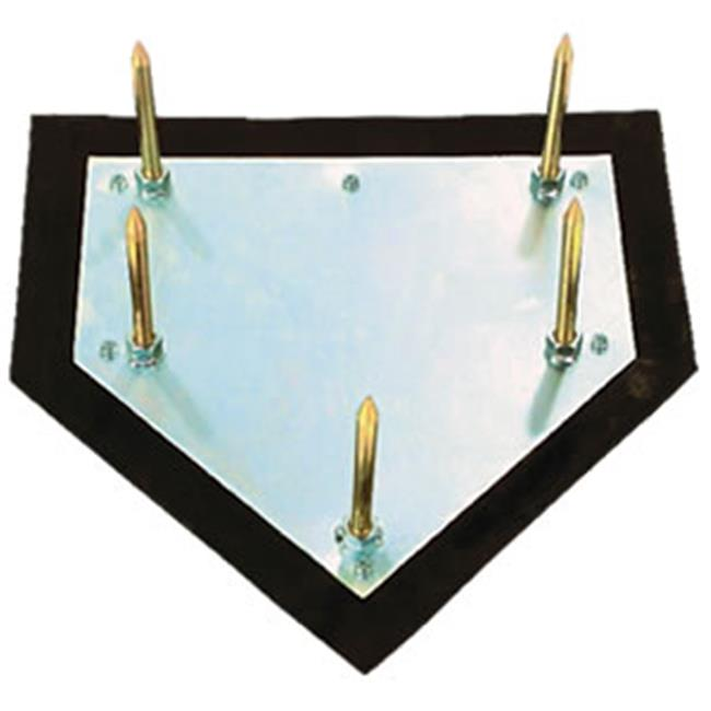 Jaypro Hp-250 Home Plate With Spikes
