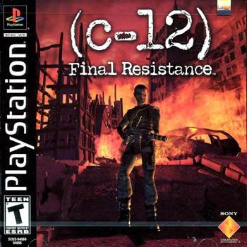 C-12 Final Resistance (PS1)
