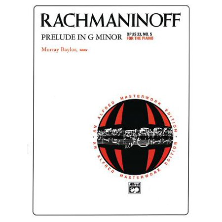 Rachmaninoff Prelude in G Minor, Opus 23, No. 5 for the
