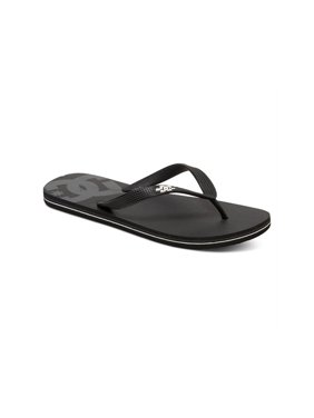 e7bc7eb619d9 Product Image DC Men s Spray Flip Flop Sandals Black ...