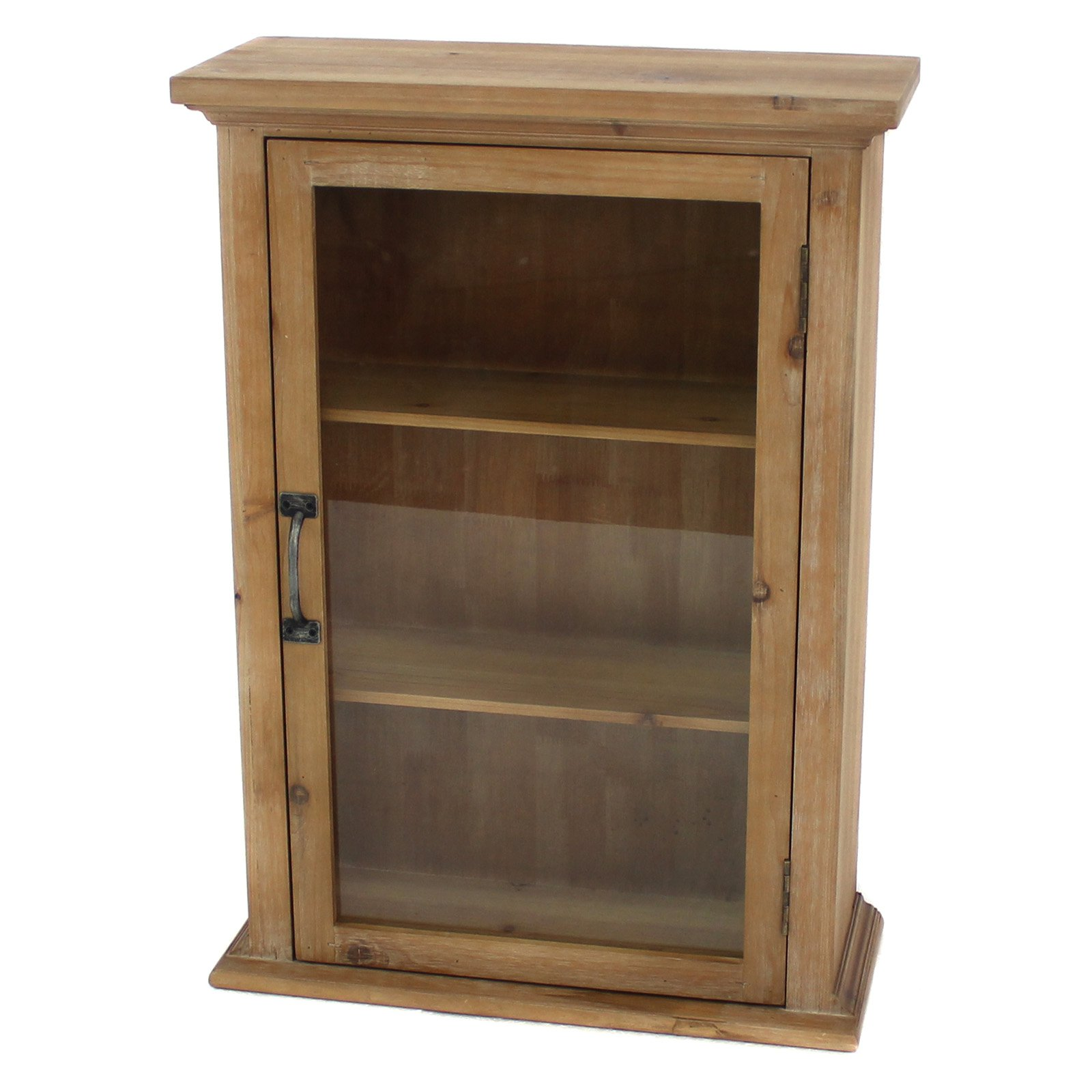 Teton Home Wall Mounted Wooden Cabinet Door