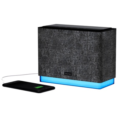 Bluetooth Rechargeable Stereo Portable Speaker IBTS70 Passive Subwoofer USB Charger BJ8