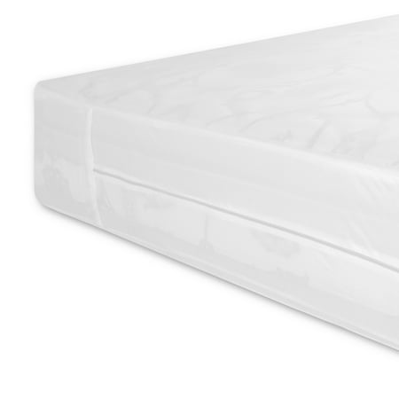 Sleep Calm 2-Piece Premium Bed Bug Prevention Pack with Easy Zip Mattress and Zippered Box Spring Encasement, Full - Bug Boxes