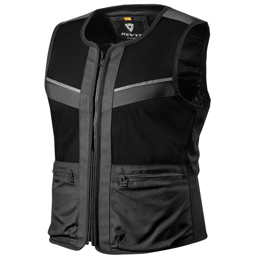 Rev'It Force Mens Vest Black