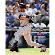 Liebermans PFSAALO06501 Derek Jeter Most Career Hits by a Shortstop 2009 with Overlay - Poster 8x10