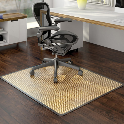 Deflecto Anytime Use 46 X 60 Chair Mat For Hard Floor