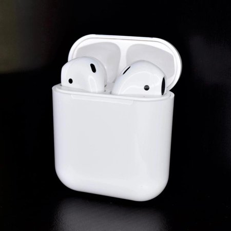 I12 TWS Bluetooth 5.0 Headset Wireless Headphone Touch Control Siri Supported Earbud White