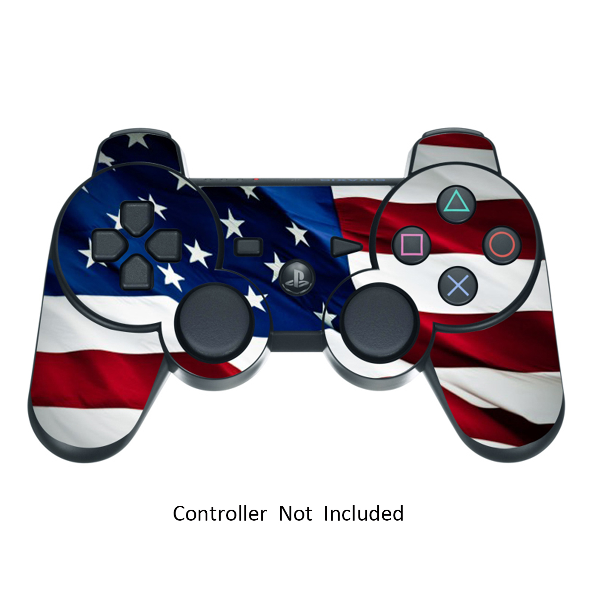 Gamer Cool Boys Bedroom PS4 PS3 Games Controller Wall Art Stickers