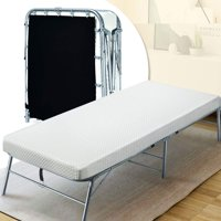 300lbs Max Weight Capacity With Storage Bag Quictent Heavy durable Galvanized Steel Frame folding bed