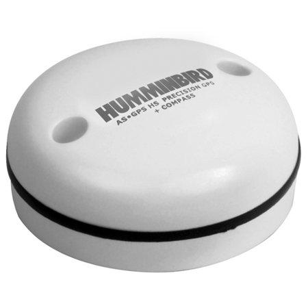Humminbird AS GPS HS Precision GPS Antenna w/ Heading Sensor 408400-1 ()