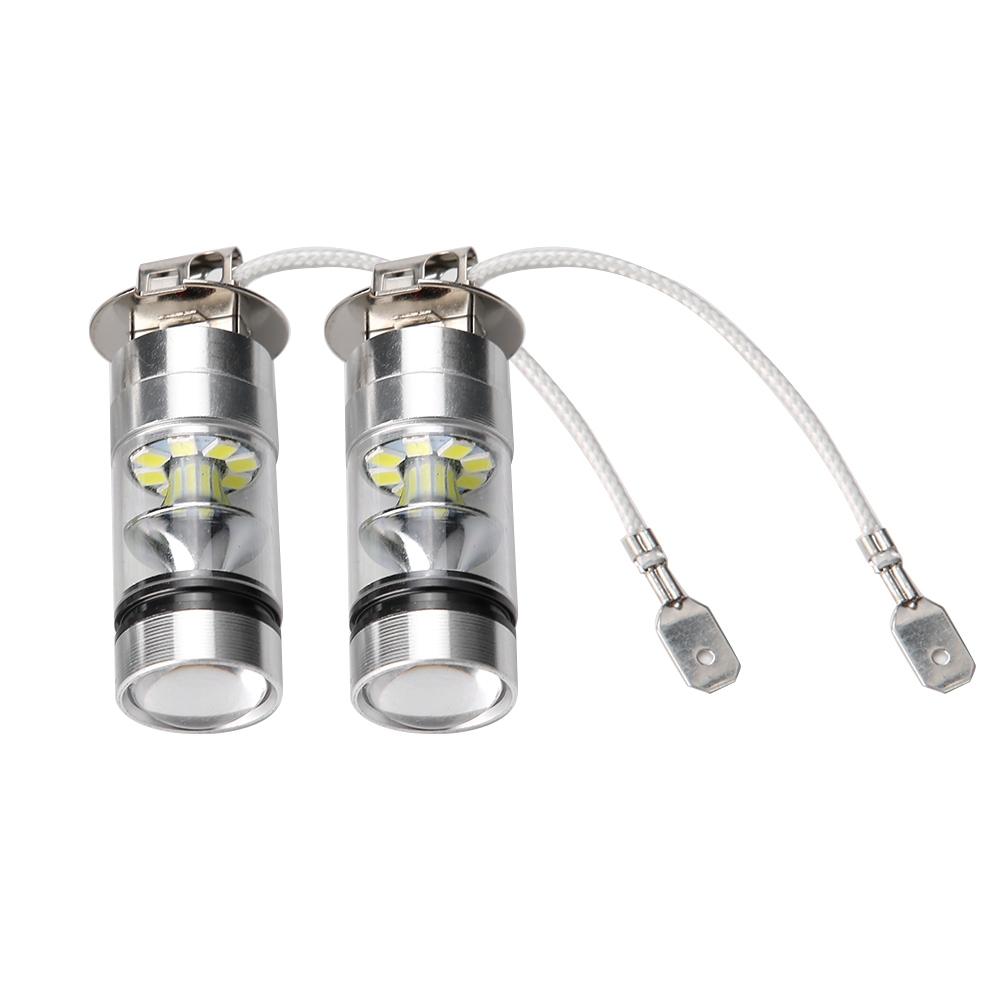 Walfront High Power Fog Driving Light Bulbs