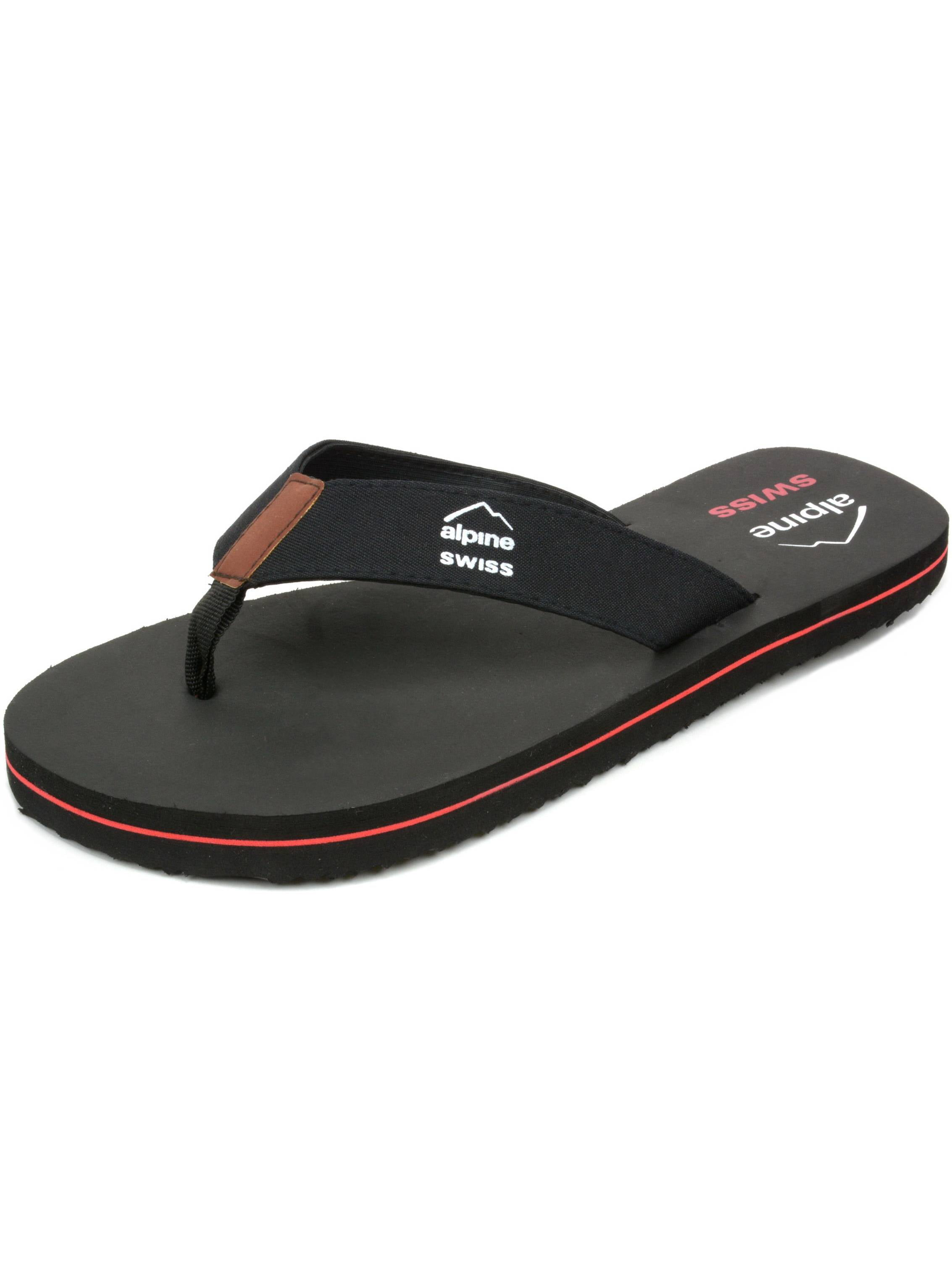 97d8d4e08 Alpine Swiss - alpine swiss men's flip flops beach sandals lightweight eva  sole comfort thongs - Walmart.com