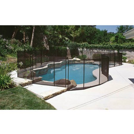 Safety Fence for In-ground Pools