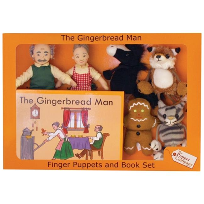 The Puppet PUC007907 Traditional Story Sets The Gingerbre...