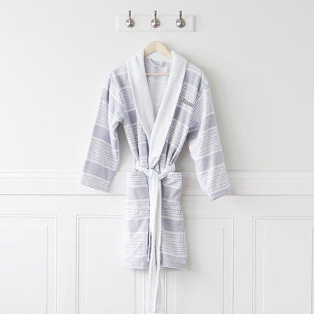 fbe21f9199 Personalized Turkish Cotton Robe - Walmart.com