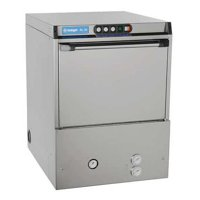 INSINGER Commercial Undercounter Dishwasher, 30 Racks Hour, 208 to 240V, RL-30 by INSINGER