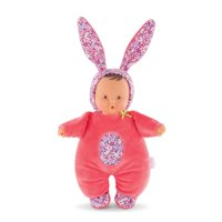 Babibunny Nlightlight Floral Bloom 12 inch - Play Doll by Corolle (FPJ86)