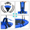 Zimtown Spider Web Tree Swing - 40 Inch Diameter Fully Assembled 220 lb Weight Capacity