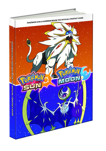 Pokemon Sun & Pokemon Moon Collectors Edition Guide (Prima)