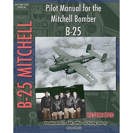 Pilot Manual for the Mitchell Bomber B-25