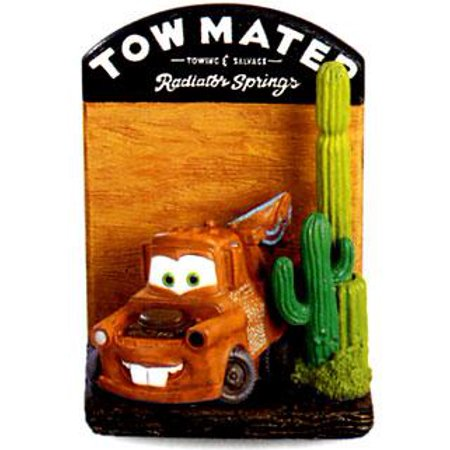 Refillable Notepad Holder - Disney Cars Mater Notepad Holder