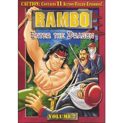 Rambo, Vol. 2: Enter The Dragon