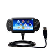 Classic Straight USB Cable suitable for the Sony Playstation Vita with Power Hot Sync and Charge Capabilities