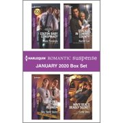 Harlequin Romantic Suspense January 2020 Box Set - eBook