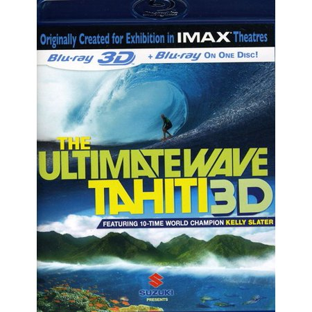The Ultimate Wave: Tahiti (Blu-ray) - Michael And Kelly Halloween Special