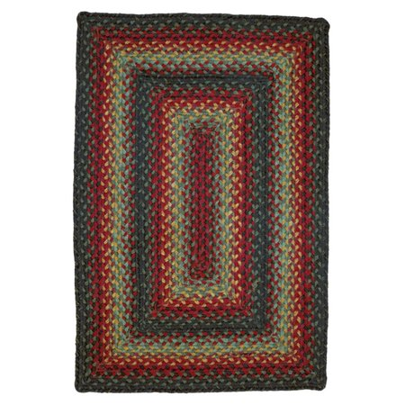 Homespice Decor Oklahoma Braided Rug