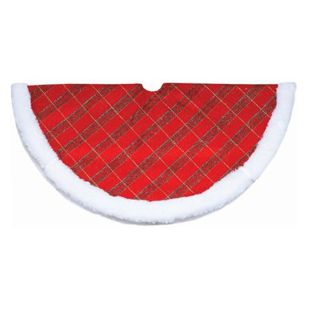 Northlight Seasonal Christmas Tree Skirt - Walmart.com