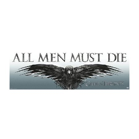Game Of Thrones   Slim Print Poster