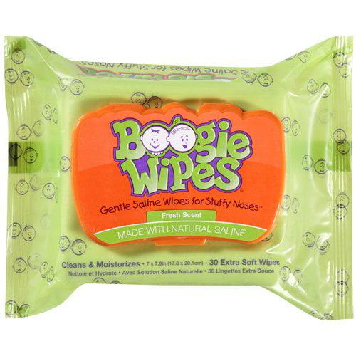 Boogie Wipes Fresh - 30ct