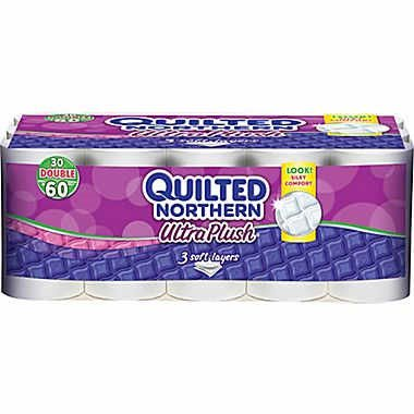 Quilted Northern Ultra Plush Toilet Paper Giant Rolls 30 Ct