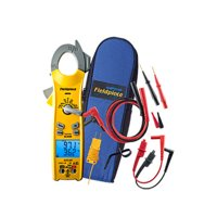 Fieldpiece SC440 Essential Clamp Meter with Dual Display, True RMS, Duty cycle, and InRush Current