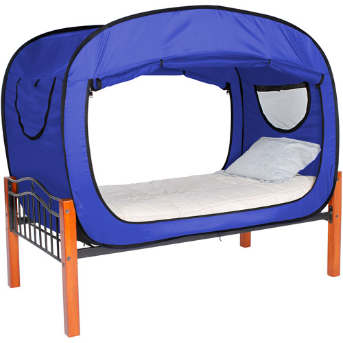 sc 1 st  Walmart & Privacy Pop Bed Tent Multiple Colors - Walmart.com