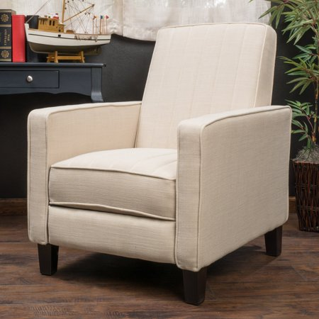 Best Selling Home Decor Jameson Channel Stitched Recliner