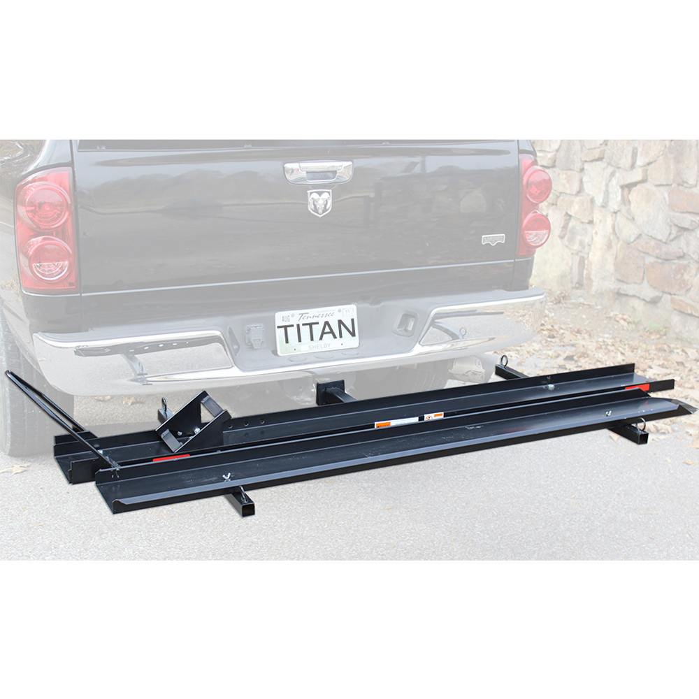 Titan Ramps Pick Up Truck Bed Box Mounted Carrier Stand 1 2 3 4 Bike Rack Bicycle Transport