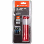 Ozark Trail 100-Lumen Flashlight/Lantern (Colors May Vary between Blue and Red)