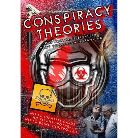 Conspiracy Theories  Big Brother S Sinister Plot To Dominate Mankind