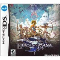 NDS HEROES OF MANA