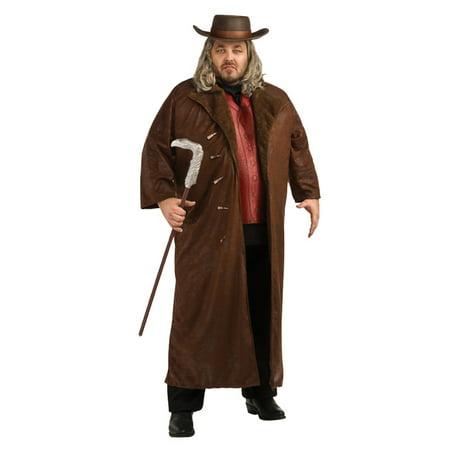 Jonah Hex Quentin Turnbull Plus Size Costume](Jonah Hex Costume Lilah)