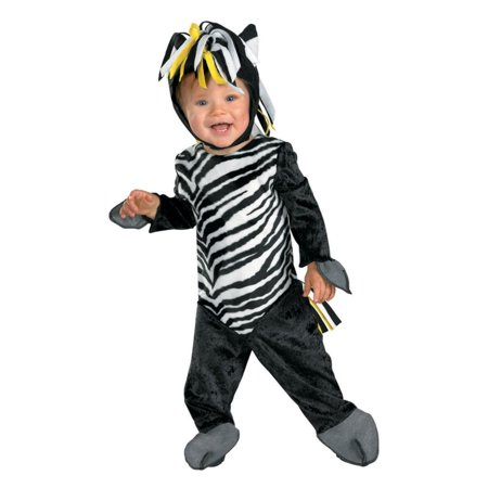 Zany Zebra Infant Halloween Costume](Tween Zebra Costume)